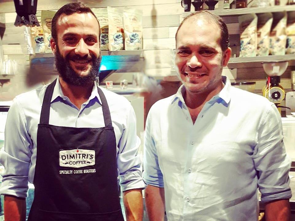 Prince Ali Dimitri's Coffee
