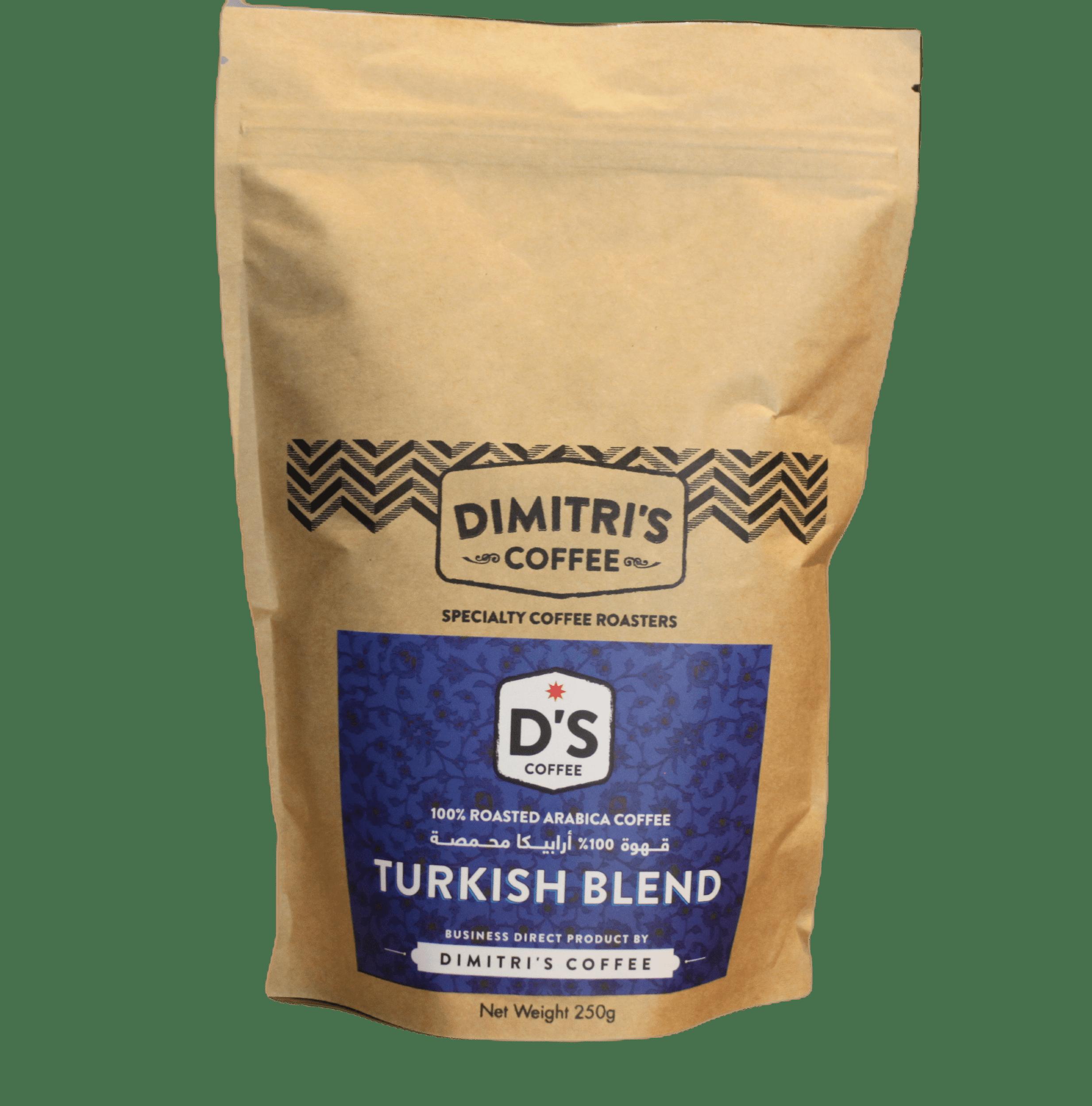 Turkish Coffee Dimitri's Coffee